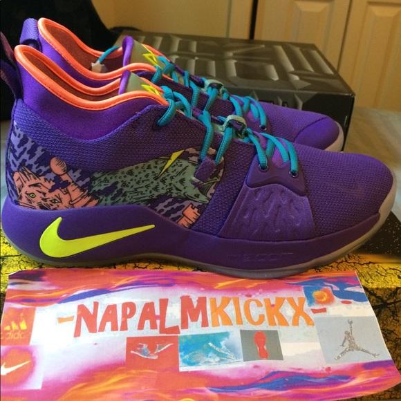 the latest 51761 ea963 New Nike PG2 Mamba Mentality SZ 11 NWT